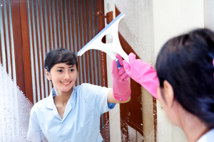 Professional Mirror Cleaning in Las Vegas